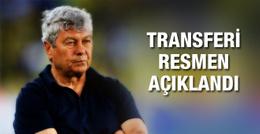 Mircea Lucescu Zenit ile anlaşma sağladı!