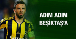 Gökhan Gönül adım adım Beşiktaş'a!