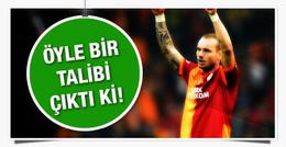 Jose Mourinho Wesley Sneijder'i istedi