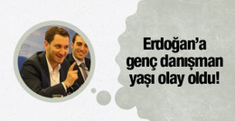 Erdoğan'ın yeni danışmanı Zafer Çubukcu kimdir nereli kaç yaşında?