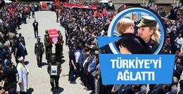 Türkiye şehitlerini gözyaşlarıyla uğurladı