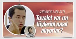 Acun Ilıcalı Survivor'ı anlattı tuvalet var mı ağda yapıyorlar mı?