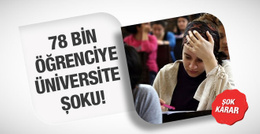 Üniversiteye girecekler dikkat! Sınavsız girme hakkı...