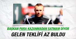 Beşiktaş Gökhan Töre için dünyaları istedi