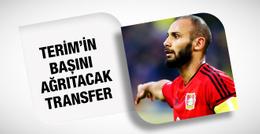 Fatih Terim'in başını ağrıtacak transfer