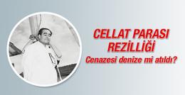 Menderes'in idamı cellat parası rezilliği