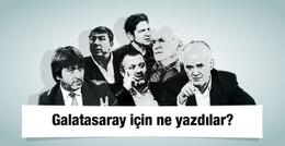 Galatasaray'ın kupa zaferi için bakın neler yazdılar