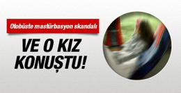 Metro Turizm skandalı otobüste taciz edilen kız konuştu!