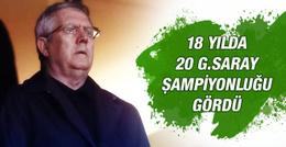 Aziz Yıldırım Galatasaray'a çalışıyor!