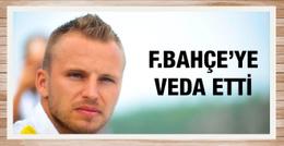 Fenerbahçeli futbolcu Michal Kadlec veda etti