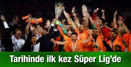 Süper Lig'e son bilet Alanyaspor'un