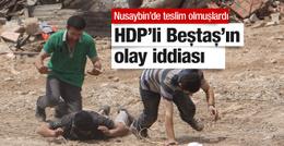 Nusaybin'de teslim olanlar sivil mi?