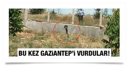 Suriye'den Gaziantep'e 2 roket atıldı!