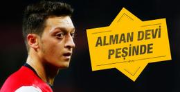 Mesut Özil'e Bayern Münih kancası
