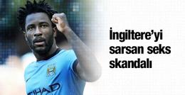Manchester City'yi sarsan seks skandalı
