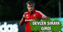 Devler Beşiktaş için sıraya girdi!