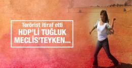 HDP'li Aysel Tuğluk hakkında şok iddia!