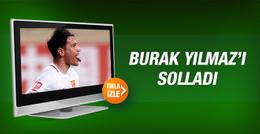 Ersan Gülüm'ün gol sayısı Burak Yılmaz'ı geçti