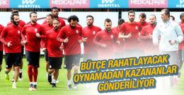 Galatasaray'da Tarık Çamdal ve Lucas Ontivero'ya yol gözüktü