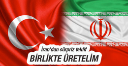 İran'dan Türkiye'ye sürpriz teklif