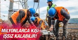 Sertifikasız işçi inşaat sektörünü tıkayabbilir