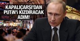 Kapalıçarşı'daki kuyumcu Rus ambargosunu deldi!
