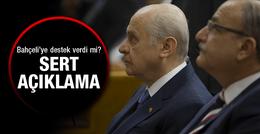 Bahçeli'den Oktay Vural iddiasına ilk açıklama!