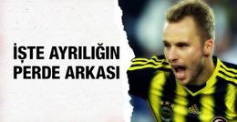 Yönetime kızdı Fenerbahçe'den ayrıldı