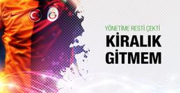 Jason Denayer Galatasaray'a rest çekti