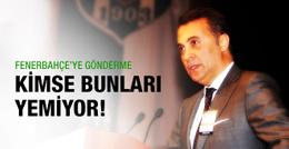 Fikret Orman Fenerbahçe'ye gönderme yaptı