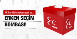 Ümit Özdağ'dan erken seçim bombası Bir bakan bana...