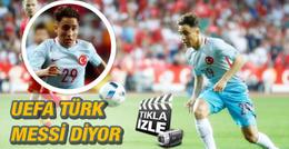 Türk Messi Emre Mor izleyenleri büyüledi