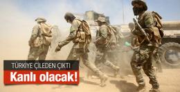 Türkiye çileden çıktı 'kanlı' olacak!