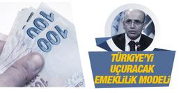 Türkiye'yi 'uçuracak' bireysel emeklilik modeli