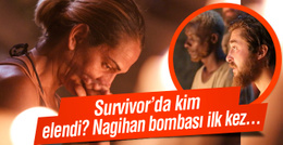 Survivor 2016 kim elendi Nagihan bombası!