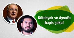 Rasim Ozan Kütahyalı ve Ünal Aysal'a hapis şoku