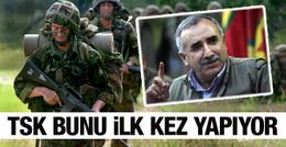TSK ilk kez açıkladı! Murat Karayılan'ın sözü...