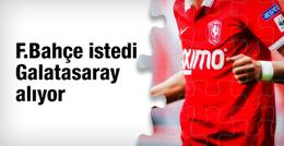 Fenerbahçe istedi Galatasaray alıyor
