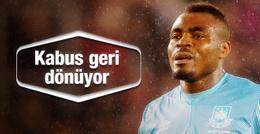 Emmanuel Emenike Fenerbahçe yolunda