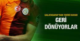 Galatasaray'dan tarihi karar! Geri dönüyorlar...