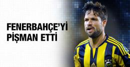 Diego Ribas Fenerbahçe'yi pişman etti