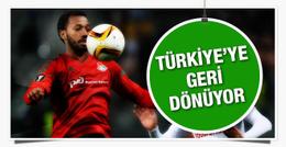 Manuel Fernandes Türkiye'ye geri dönüyor