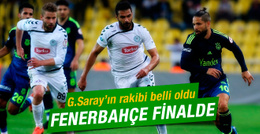 Fenerbahçe Konyaspor'u yendi Galatasaray'ın rakibi oldu