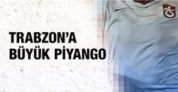 Trabzonspor'a 8 milyonluk piyango