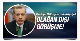 Erdoğan'dan olağan dışı kahvaltı bakın kimleri çağırdı?
