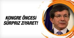Davutoğlu'ndan flaş Konya kararı!