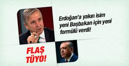 Erdoğan'a yakın isimden yeni Başbakan için flaş tüyo!