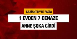 Gaziantep'te facia baba ile 6 çocuğu öldü