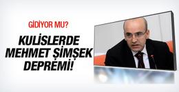 Kulislerde Mehmet Şimşek depremi! Gidiyor mu?