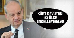 Başbuğ: Kürt Devletini sadece iki ülke engelleyebilir!